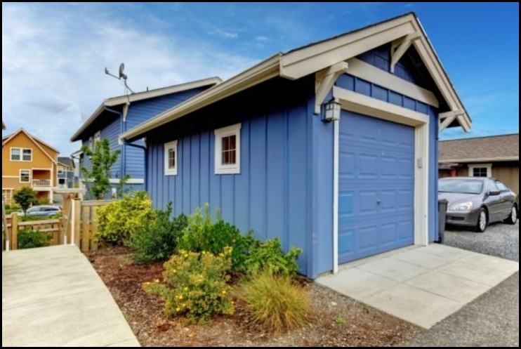 Affordable-Outdoor-Garage