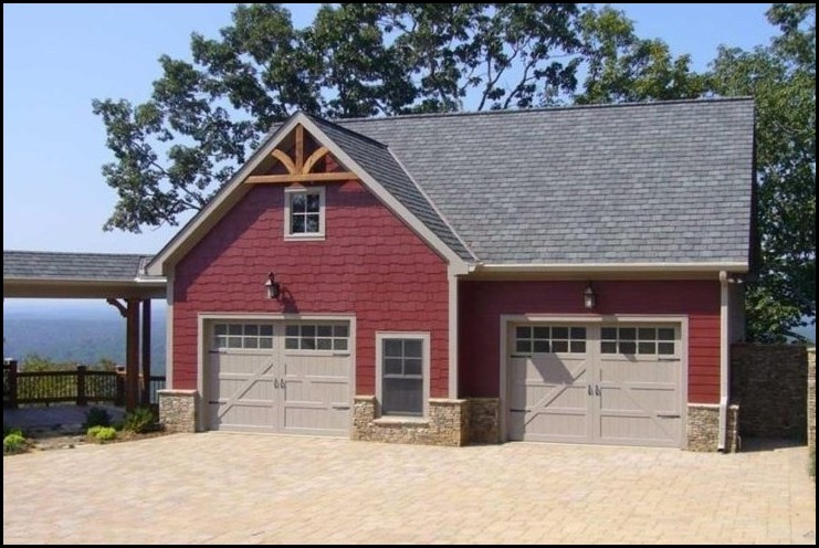 Sea-Based-Detached-Garage