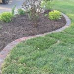 Brick And Paver Mix Edging