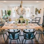 Charming Dining Room For A Barndominium