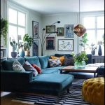 Eclectic Living Room Décor